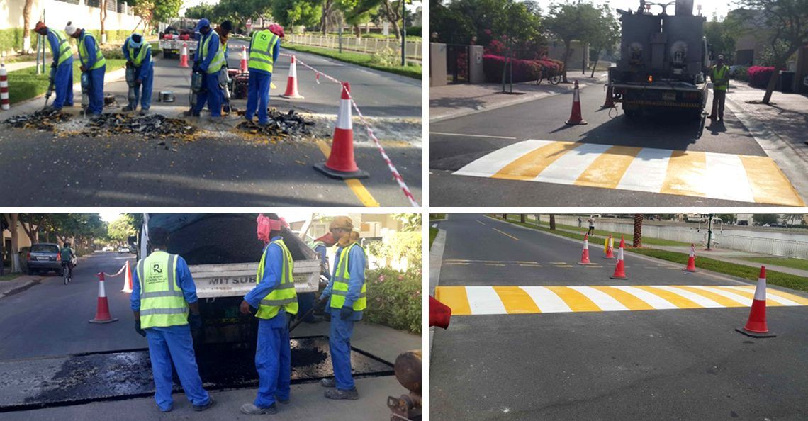 Road Repair Contractors